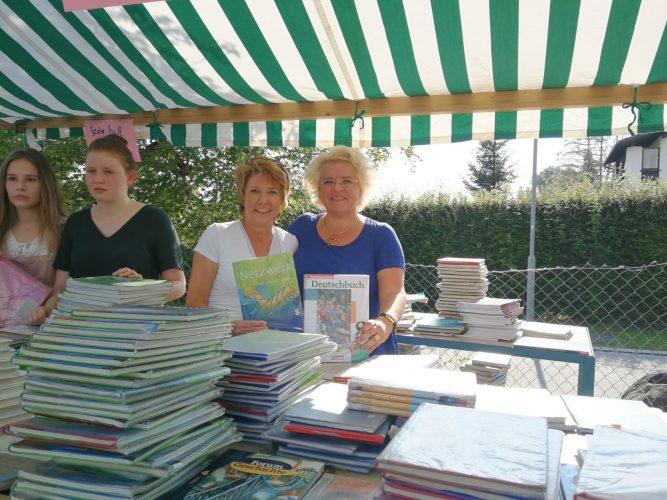 Erfolgreicher Bücherbazar der Freunde des SGM